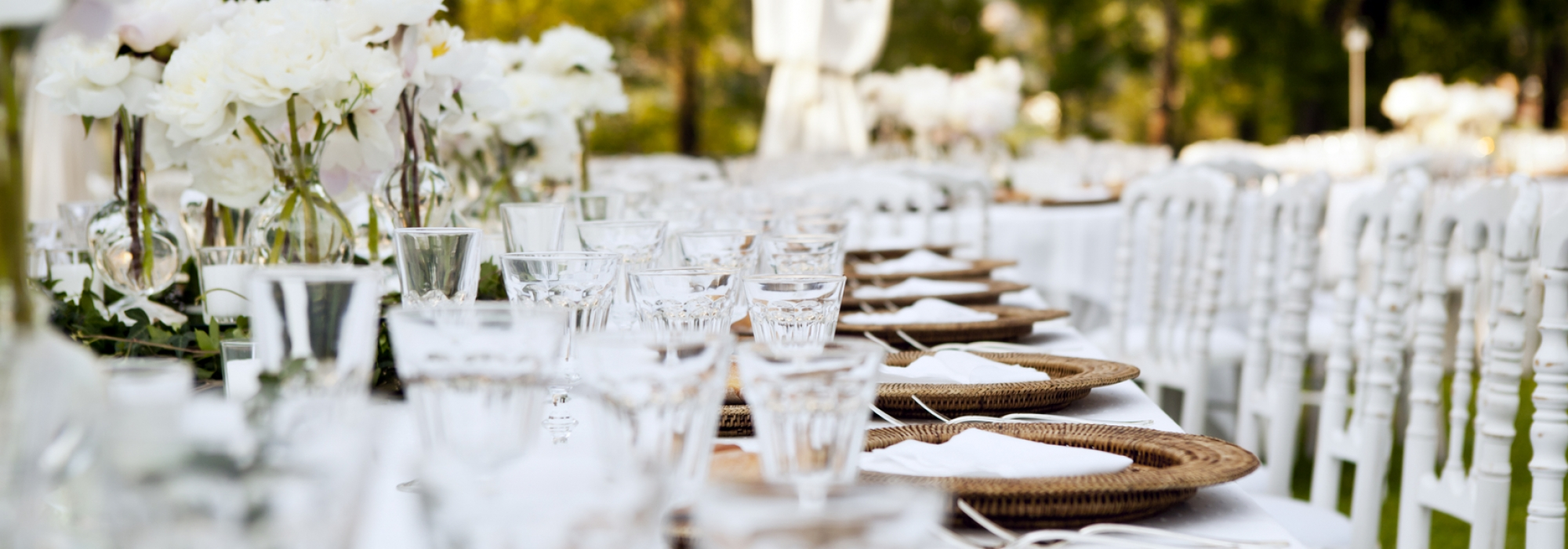 Wedding Table Backyard Toronto catering