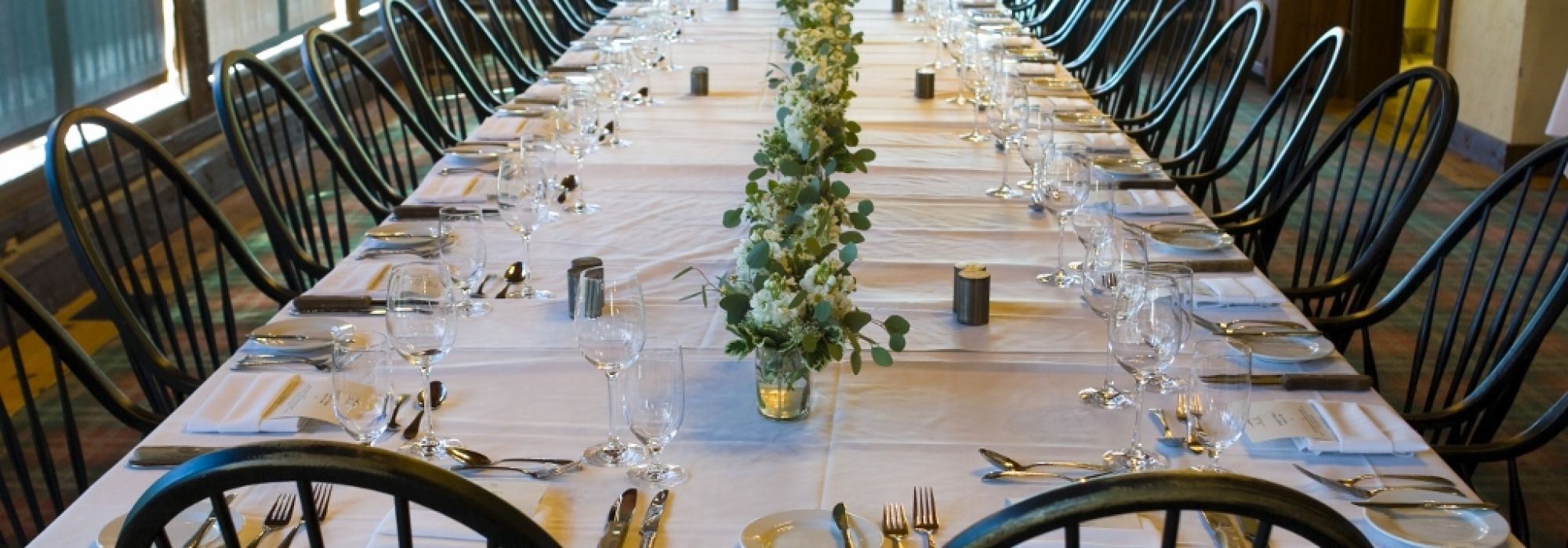 Fine Dining private toronto catering